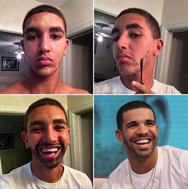 MakeupTransformation meme maravillas maquillaje (34)