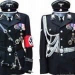 ¿Sabías qué los uniformes nazis eran Hugo Boss?