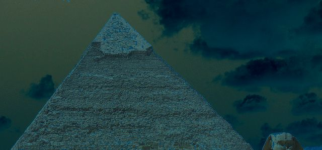 piramide negra