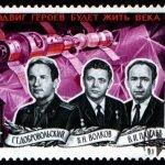 El misterio de los 3 cosmonautas que murieron sonriendo
