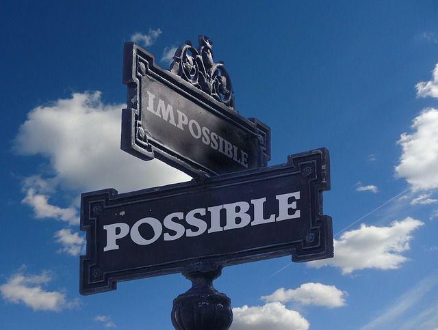 posible e imposible