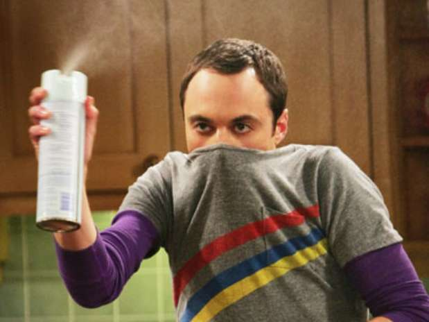 sheldon spray apesta