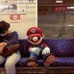 Super Mario corriendo por Tokio
