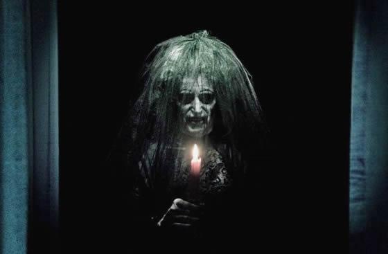 viuda fantasma
