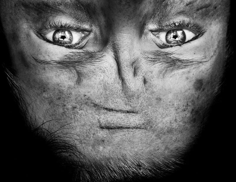 Alienation serie fotografias por Anelia Loubser (1)