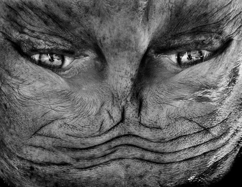 Alienation serie fotografias por Anelia Loubser (7)