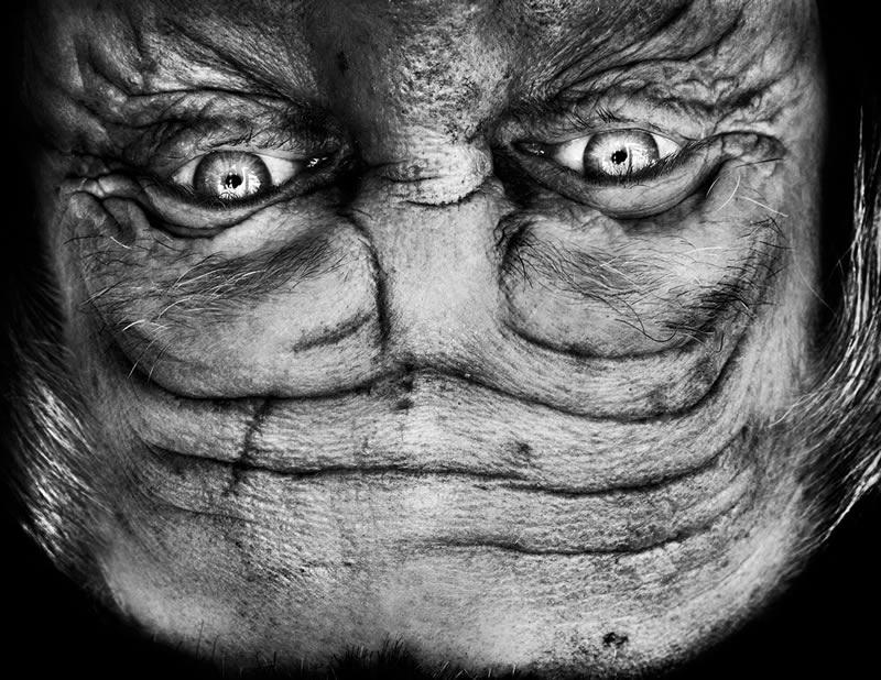 Alienation serie fotografias por Anelia Loubser (13)