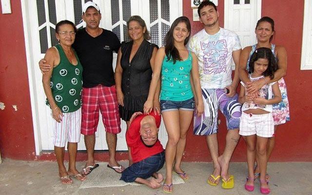 Famiglia Claudio Vieira