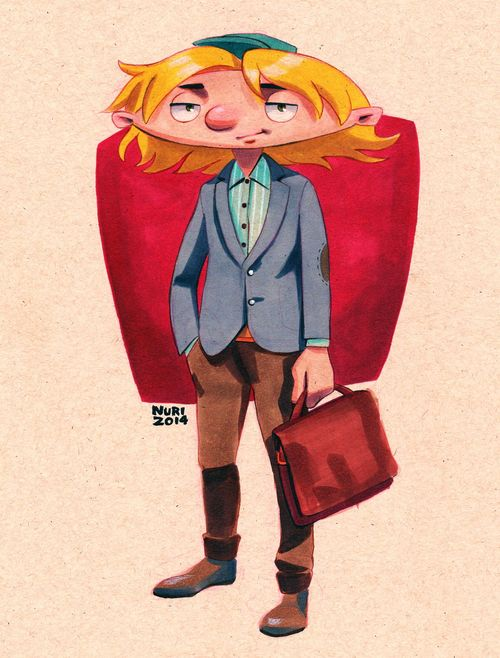 Arnold Hey Arnold