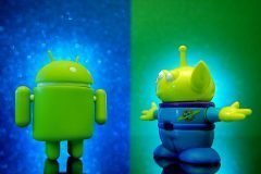 android vs alien