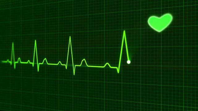 corazon grafica