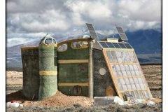 Earthships, las casas más sustentables del planeta