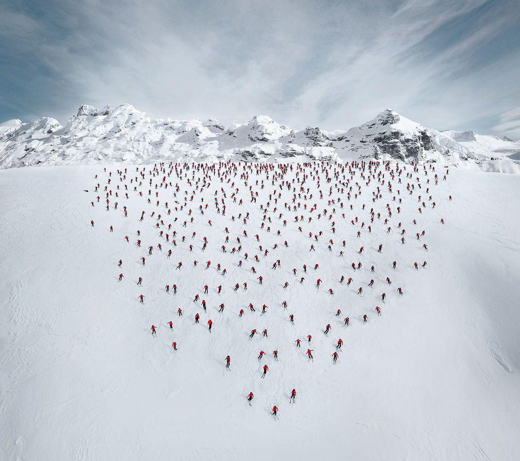 Mammut escaladores fotografía alpes suizos (2)