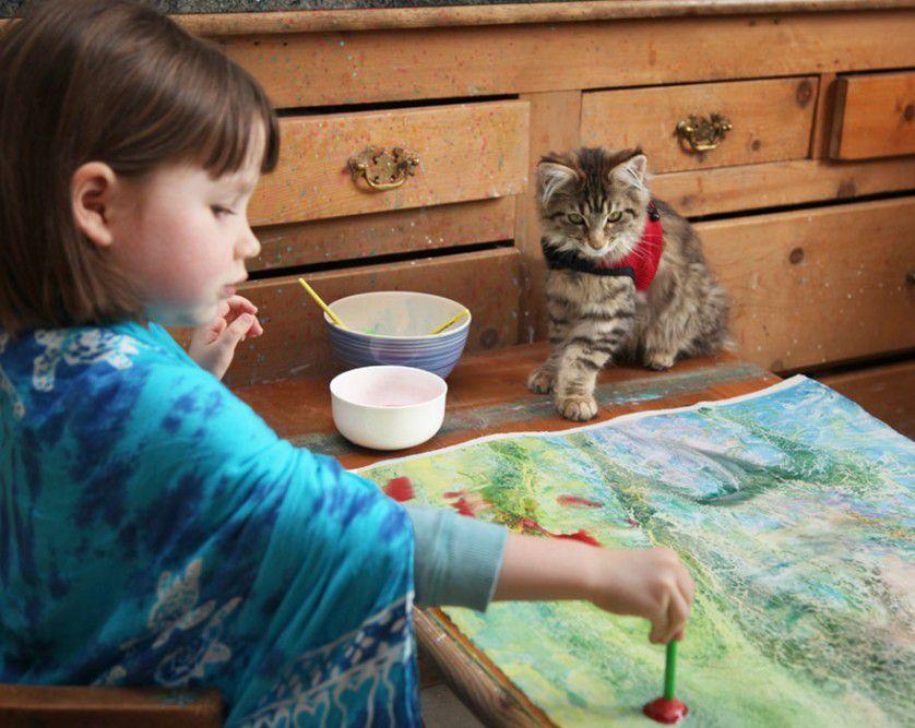 Iris Grace pintura y autismo (2)