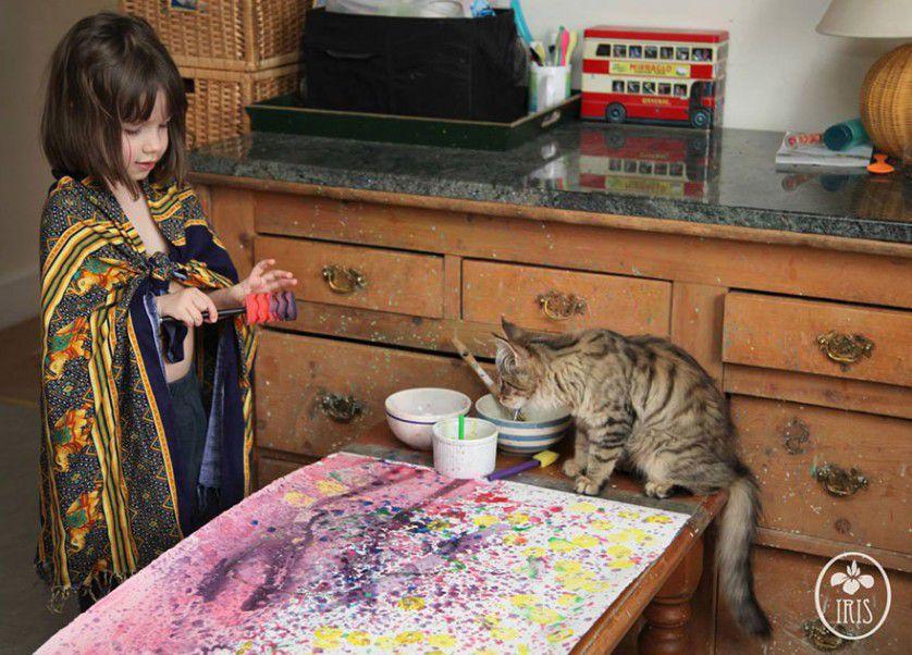 Iris Grace pintura y autismo (11)