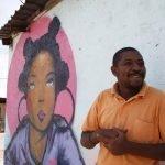 Proyecto transforma viviendas pobres en galerías de arte en Ciudad del Cabo