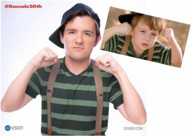Los pequeños traviesos 20 años despues (8)