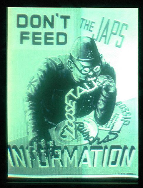 propaganda segunda guerra contra japoneses