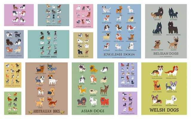 razas de perros en el mundo