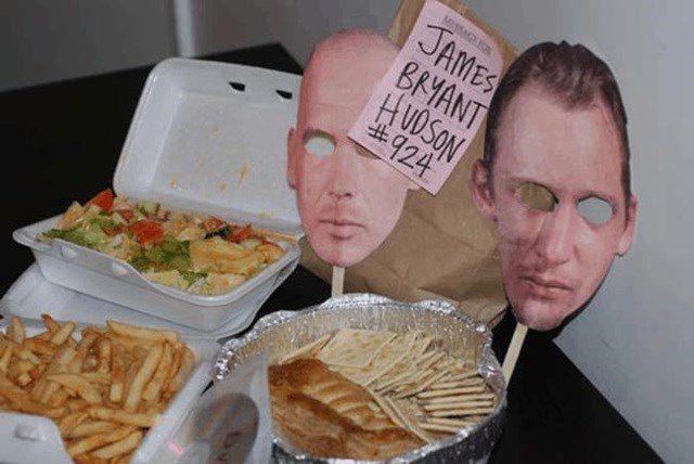 comida condenado muerte