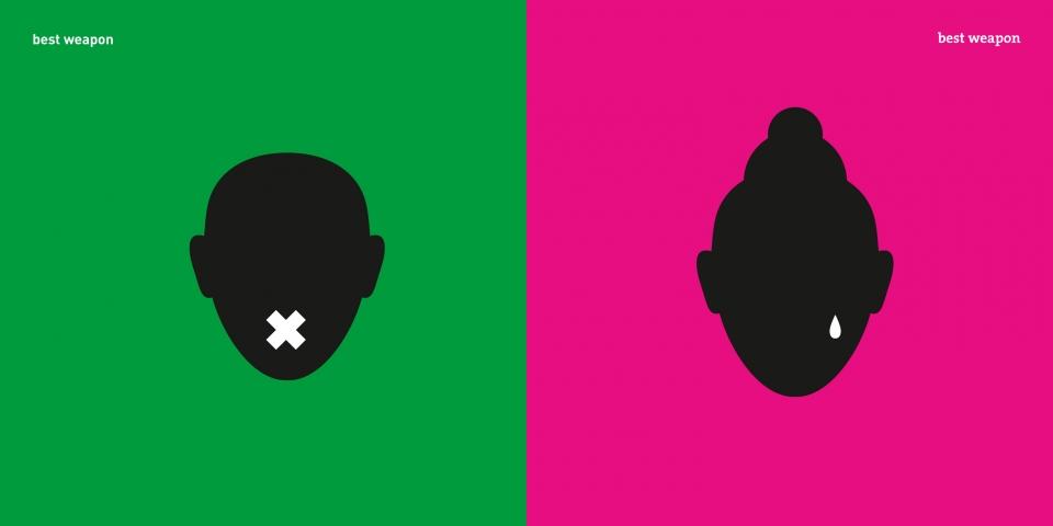 Yang Liu ilustraciones estereotipos hombres y mujeres (5)