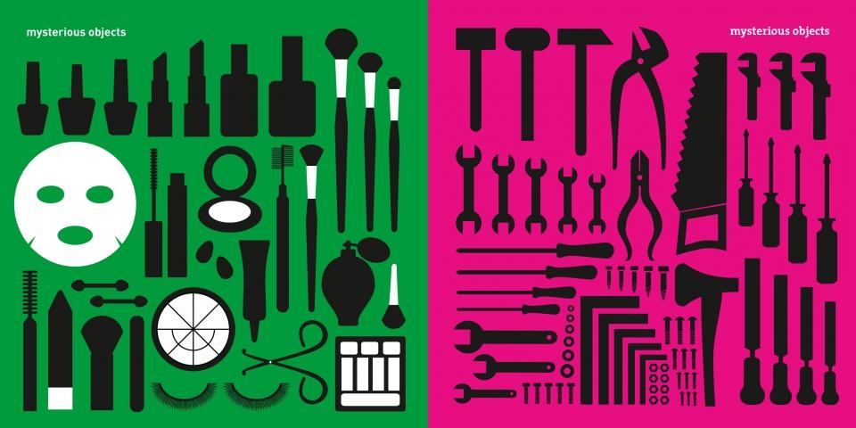 Yang Liu ilustraciones estereotipos hombres y mujeres (4)