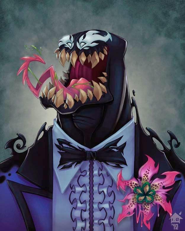 super villano adolescencia venom (3)
