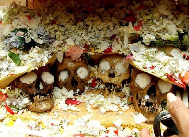 Ñatitas, el día de muertos en Bolivia (3)
