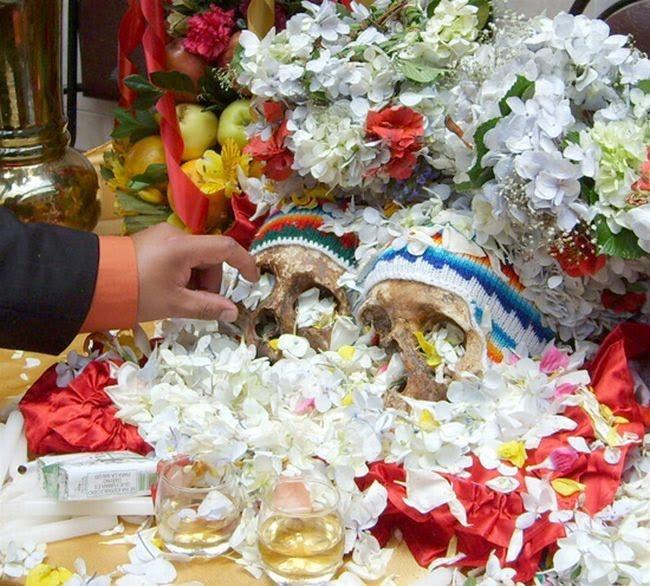 Ñatitas, el día de muertos en Bolivia (4)