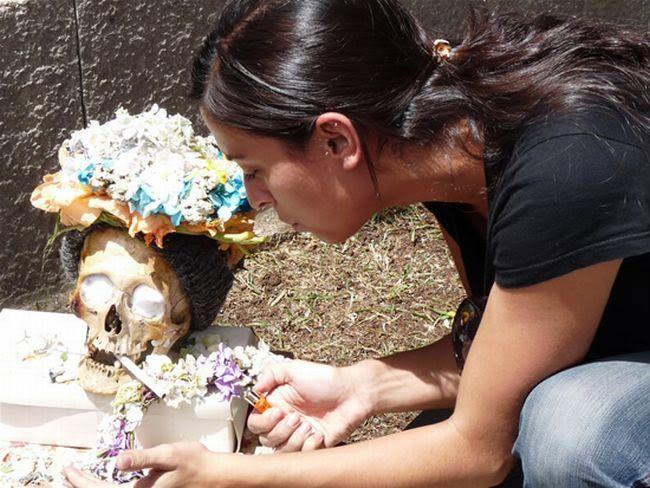 Ñatitas, el día de muertos en Bolivia (10)