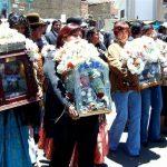 Fiesta de las Ñatitas, el día de muertos en Bolivia