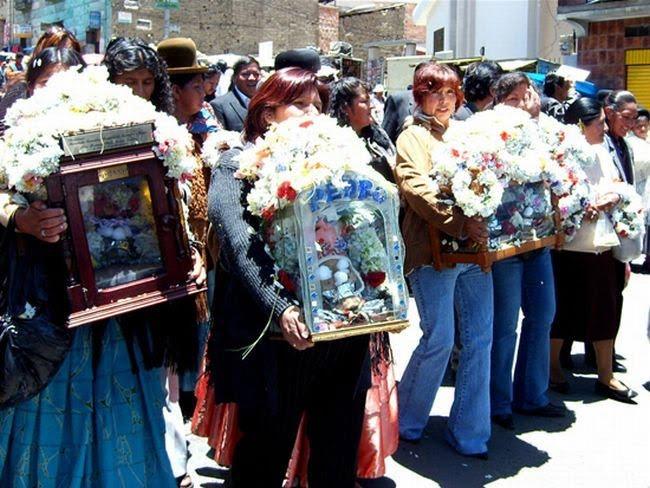 Ñatitas, el día de muertos en Bolivia (2)