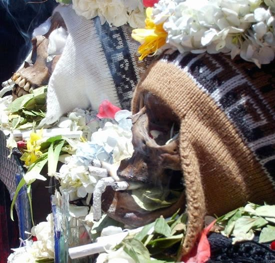 Ñatitas, el día de muertos en Bolivia (8)