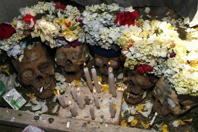 Ñatitas, el día de muertos en Bolivia (7)