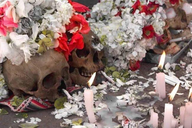 Ñatitas, el día de muertos en Bolivia (6)