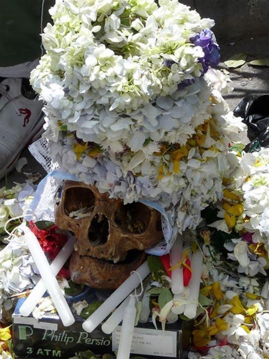 Ñatitas, el día de muertos en Bolivia (5)
