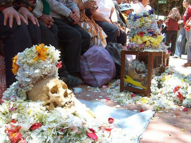 Ñatitas, el día de muertos en Bolivia (9)