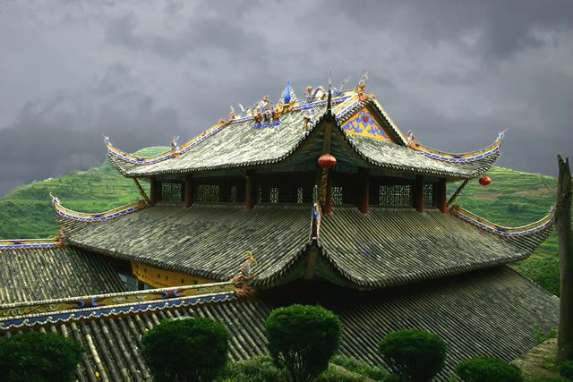 Fengdu-Temple