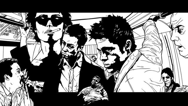 Fight Club Personajes