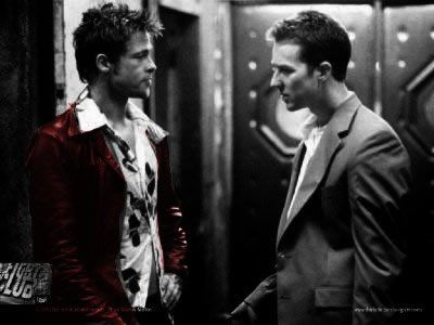 Fight Club protagonistas