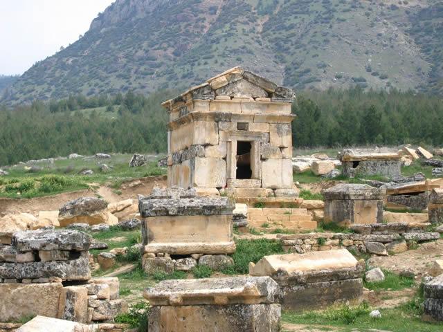 Hierapolis_Pamukkale