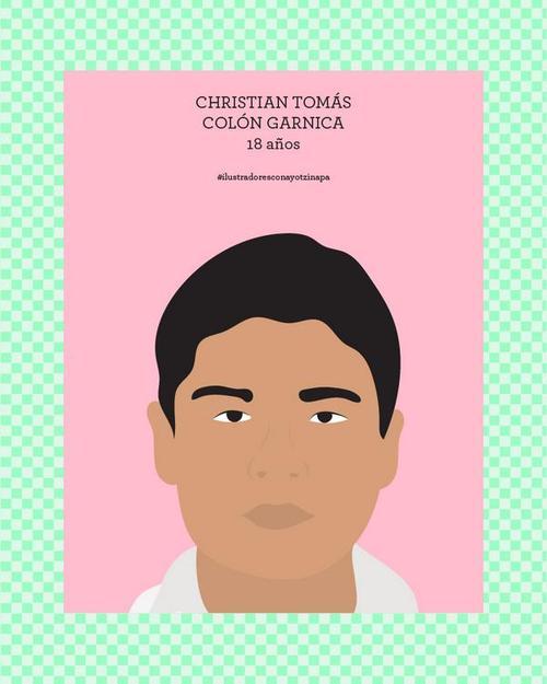 Ilustraciones_estudiantes_desaparecidos_ayotzinapa (36)