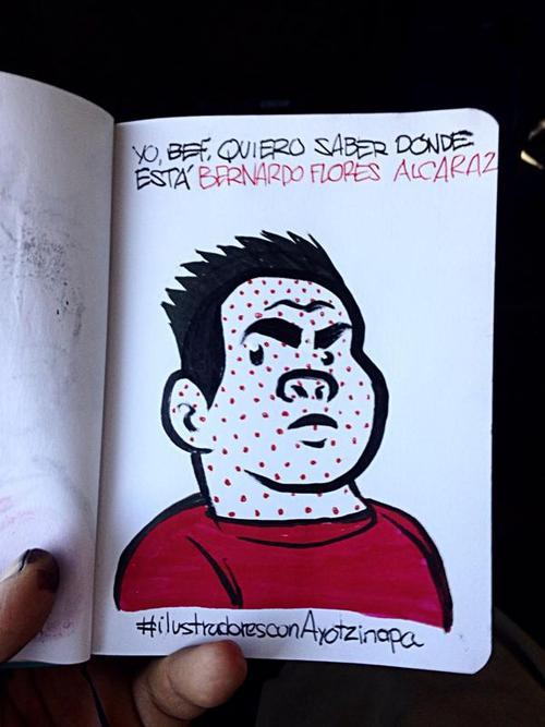 Ilustraciones_estudiantes_desaparecidos_ayotzinapa (85)