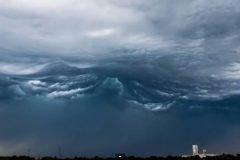 Un nuevo tipo de nube podría haber sido identificado por meteorólogos