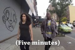10 horas de acoso en Nueva York