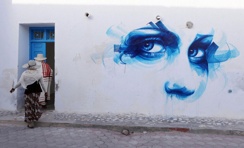 Djerbahood arte urbano túnez (8)