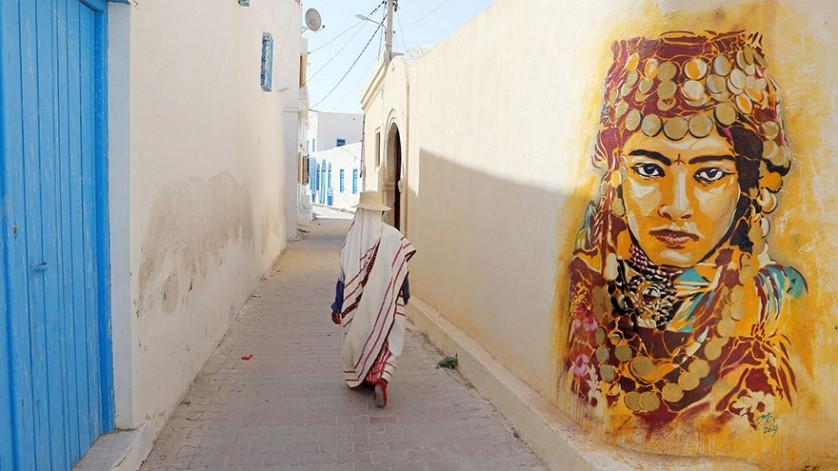 Djerbahood arte urbano túnez (6)