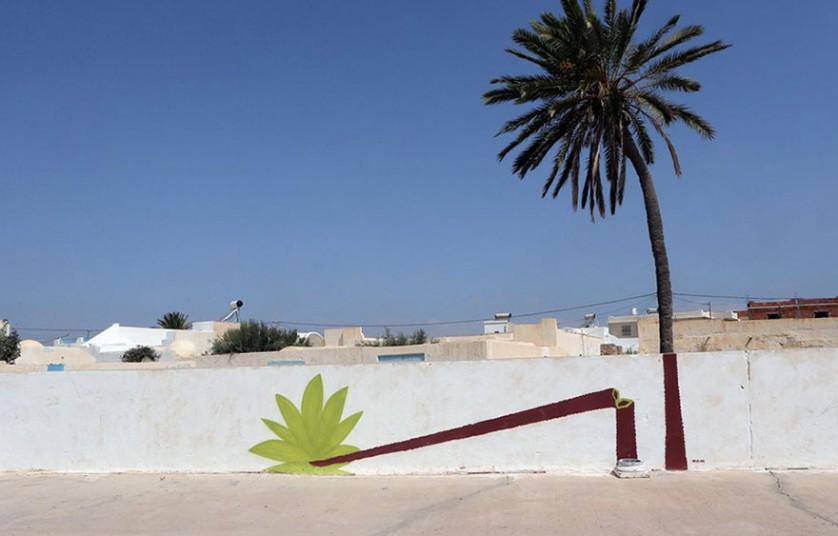 Djerbahood arte urbano túnez (5)