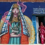 Arte urbano: 150 artistas transforman una ciudad de Túnez en una galería de arte