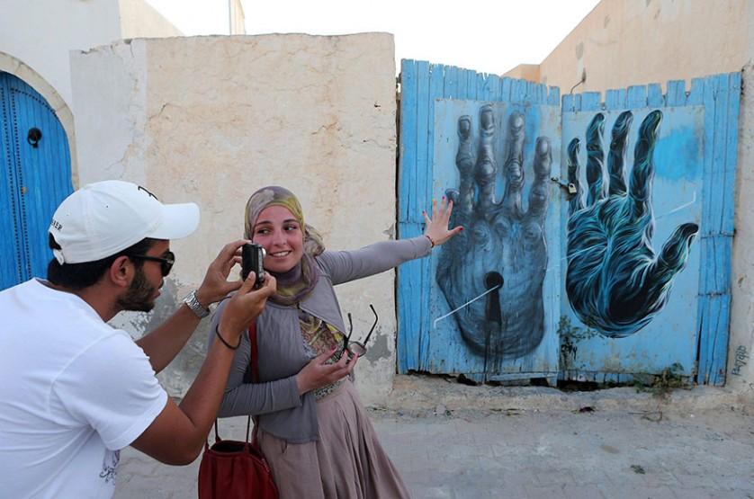 Djerbahood arte urbano túnez (13)